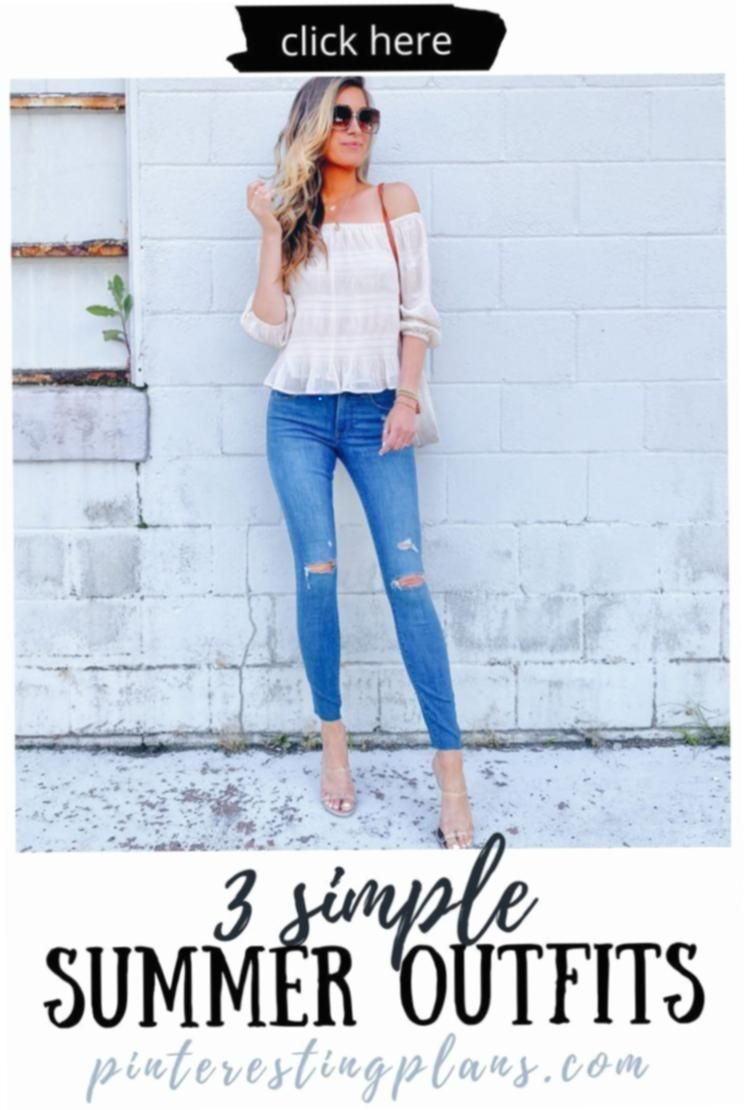 Click for summer outfits on Pinteresting Plans! Are you a jeans dress or shorts