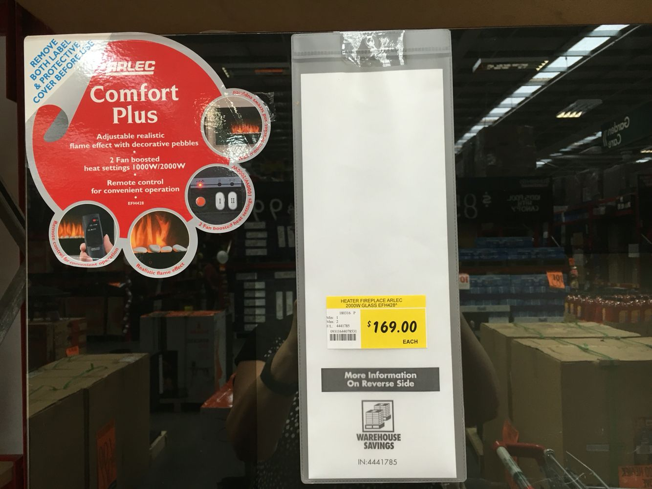 Fake Brick Wall Bunnings Bunnings Electric Fire Unit Price House Modern Fire Places