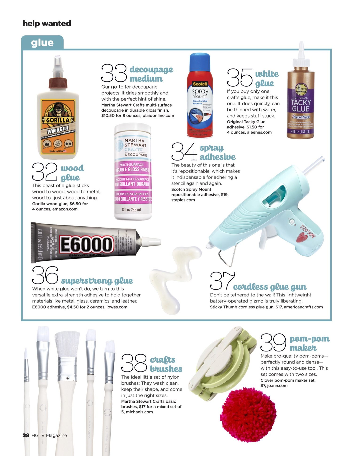 I saw this in the May 2017 issue of HGTV Magazine.   http://bit.ly/1mzvglC