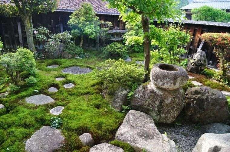 Petit jardin japonais : 100 idées pour aménager un extérieur ...