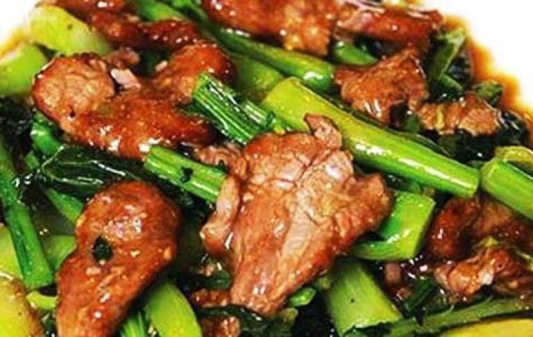 Resep Cah Daging Sapi Kailan Daging Sapi Masakan Indonesia Makan Malam