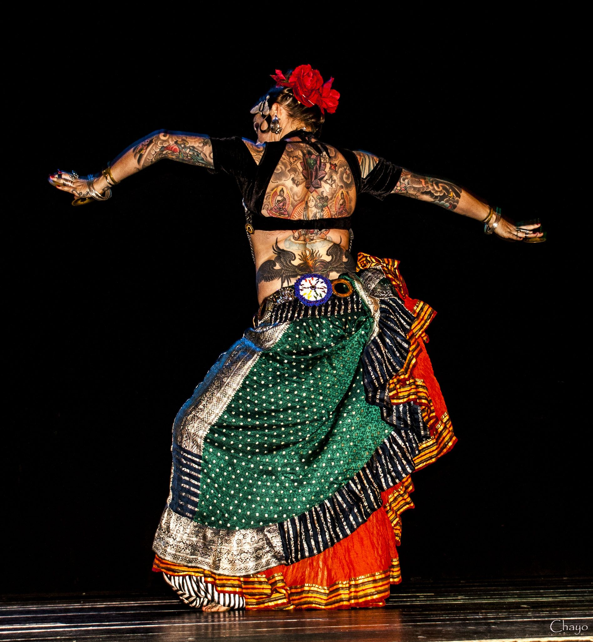 Kristine Adams Ats Fatchancebellydance By Chayo Tribal Belly Dance Tribal Fusion Bellydance American Tribal Style