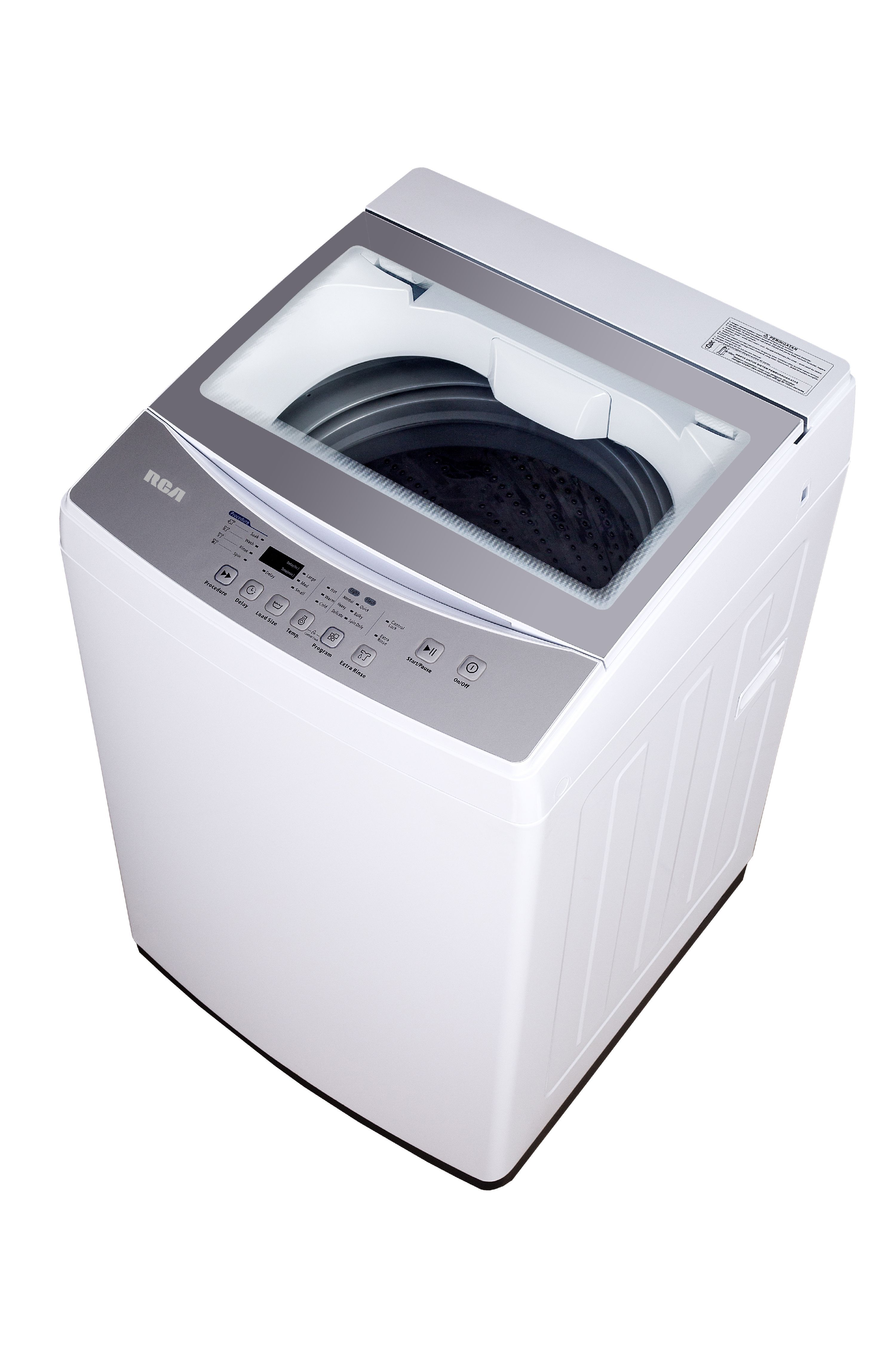 Rca 2 0 Cu Ft Portable Washer Rpw210 White Walmart Com In 2021 Portable Washer Portable Washing Machine Portable Washer And Dryer