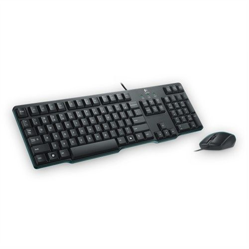 Logitech Classic Desktop MK100 - New Arrivals- - TopBuy com
