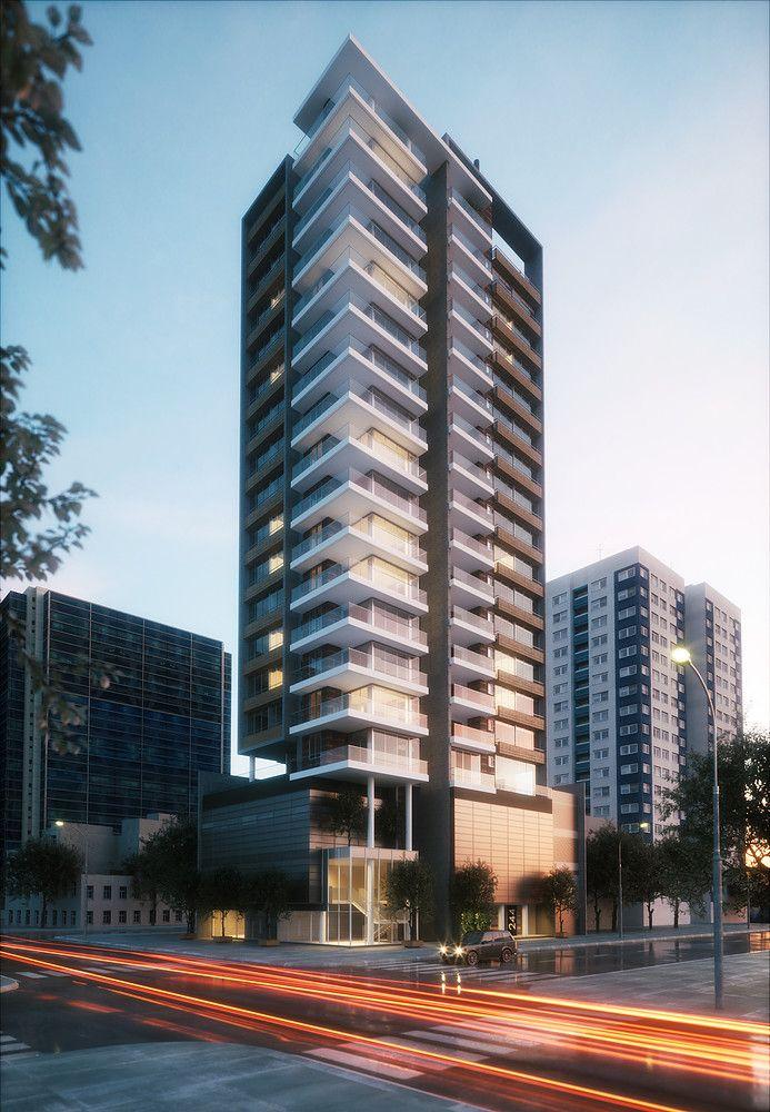 3d Exterior House Designs: Bild 3D . Maquetes Eletrônicas