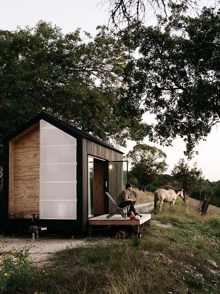 BENJAMIN RASSMUSSEN DWELL THIS REPRESENTS Tiny cabin