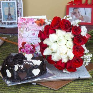 Birthday Cake Delighted Hamper in 2020 Same day delivery