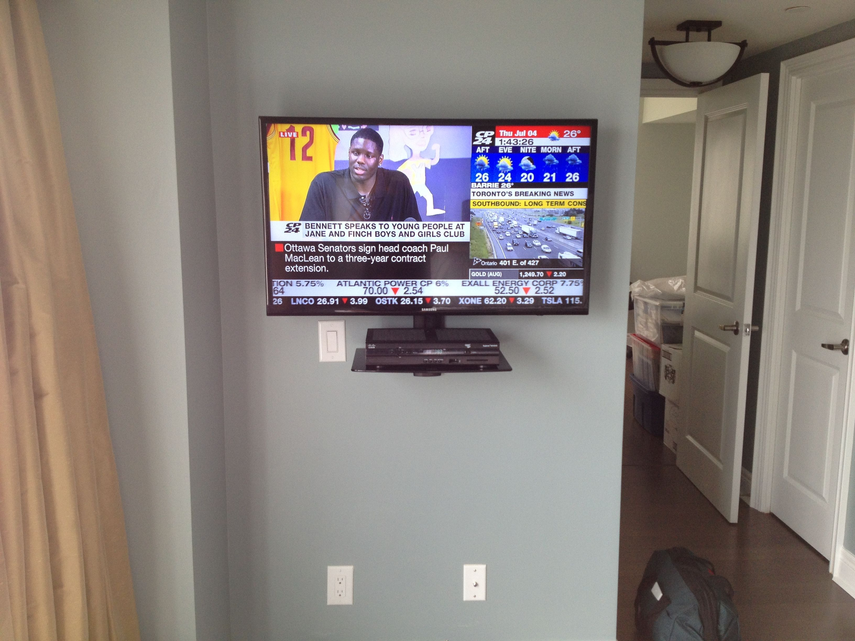 Component Wall Shelf Vs Regular Wall Shelf Wall Shelves Tv Wall