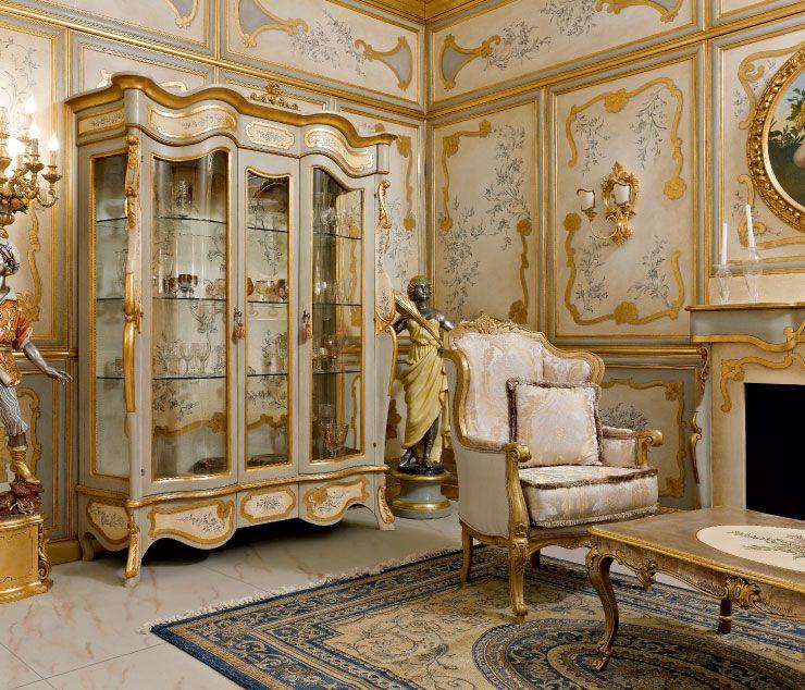 Living e Divani di lusso per la zona giorno classica in ...