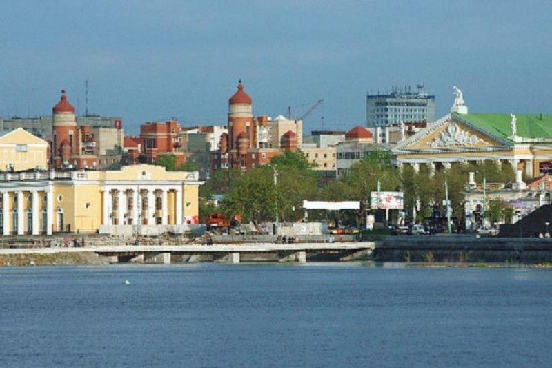 RUSSIA - CHELYABINSK  Gostin Davor, 60 Community STR