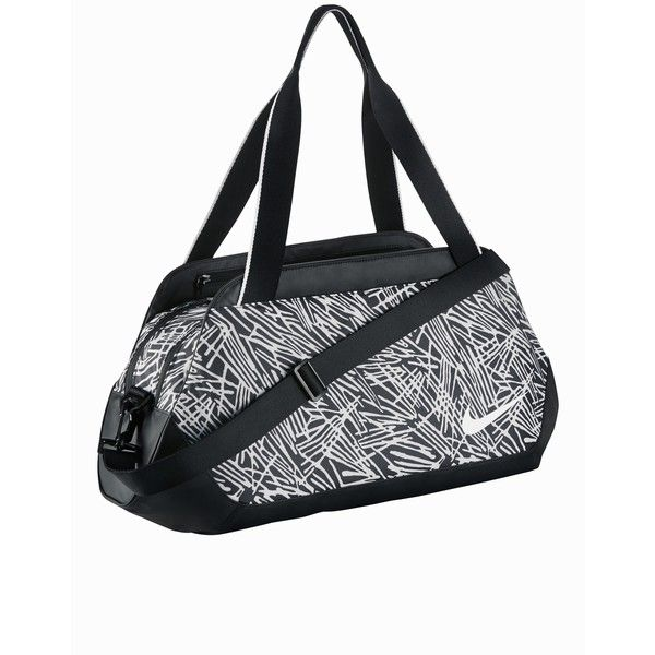 9e13f85ab850 Nike Legend Club Print ( 79) ❤ liked on Polyvore featuring bags ...
