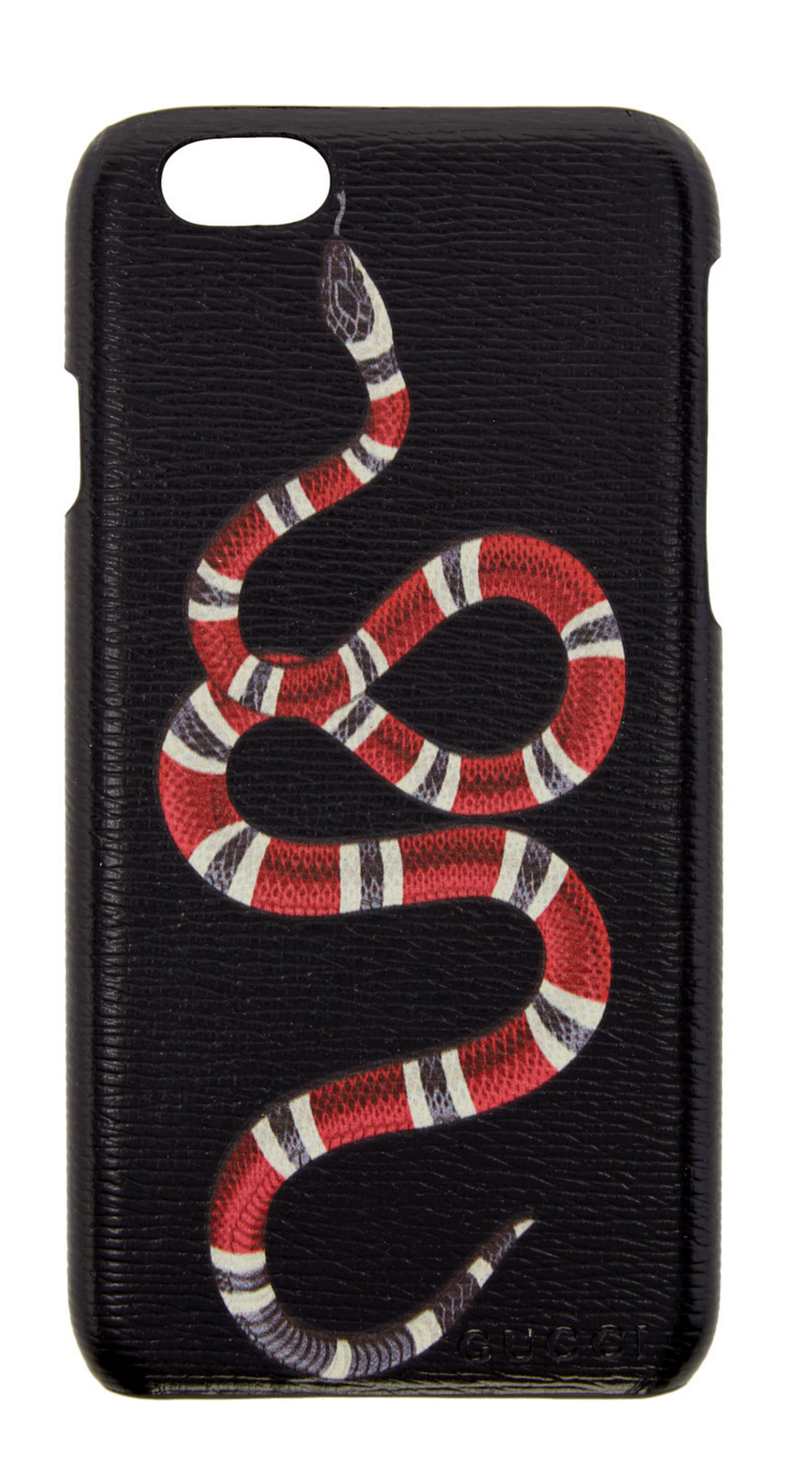 636fc3b76db Gucci Black Snake iPhone 6 Case from SSENSE (men