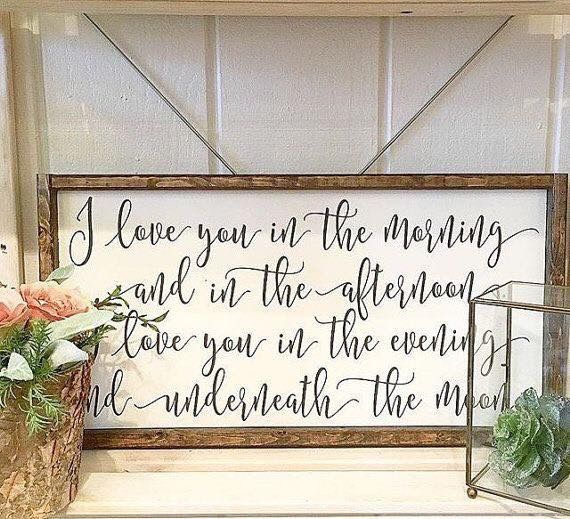 Cheesy quote for above the bed   Diy home decor, Home decor ...