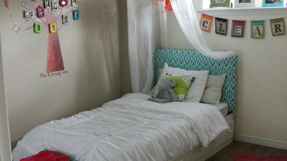 Headboard Crafty Design Ideas Toddler Diy Little Redaktif Com Lovely Bed With Storage Img E Bedroom Boy From Homey