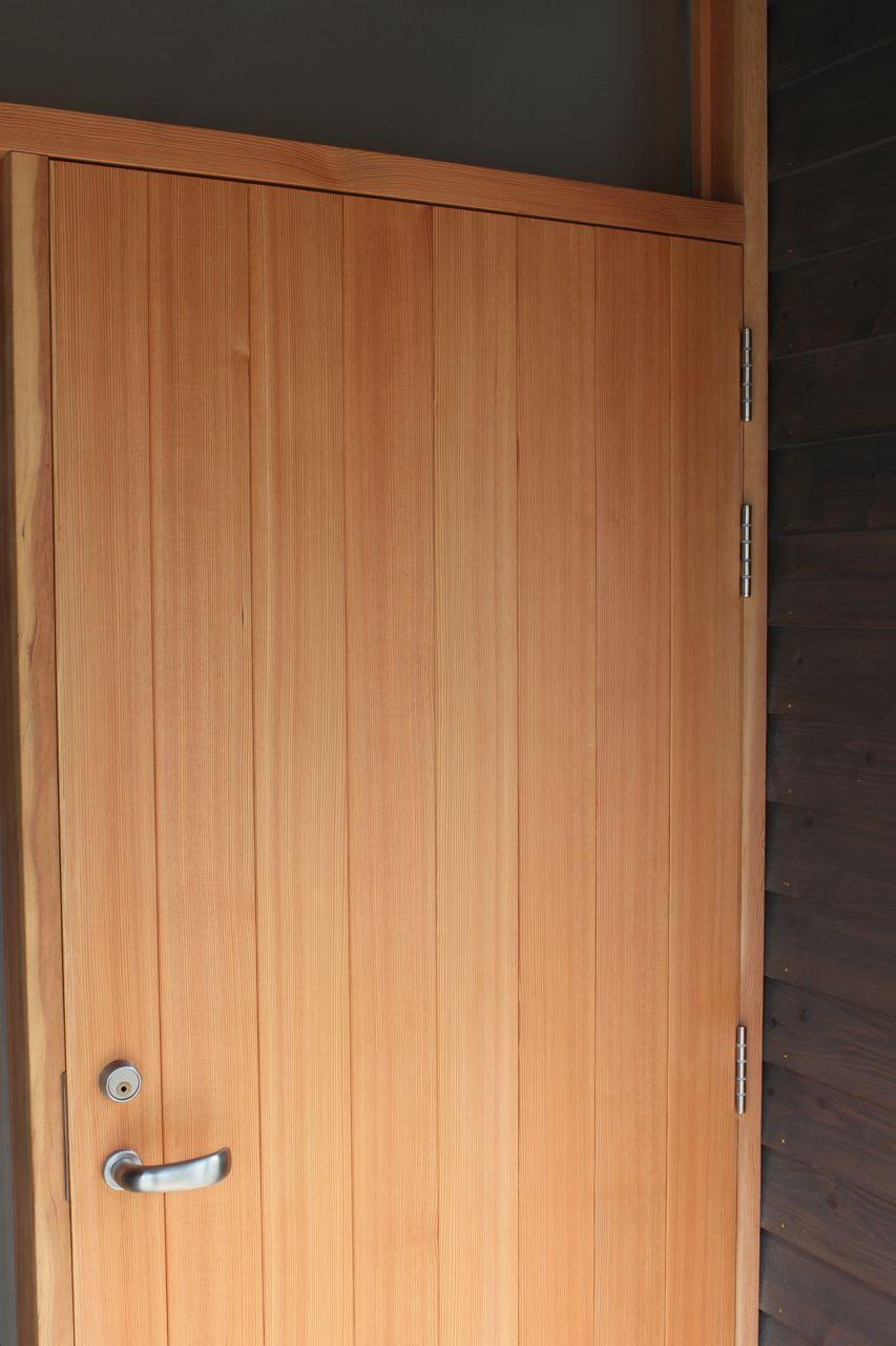 広丘の家 の木製建具 北村建築設計事務所 北村浩康 佐絵子 Home
