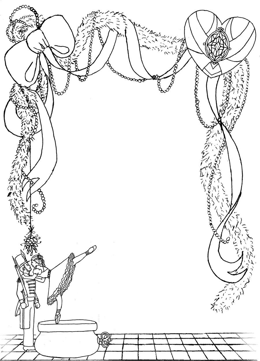 Steadfast Coloring Page