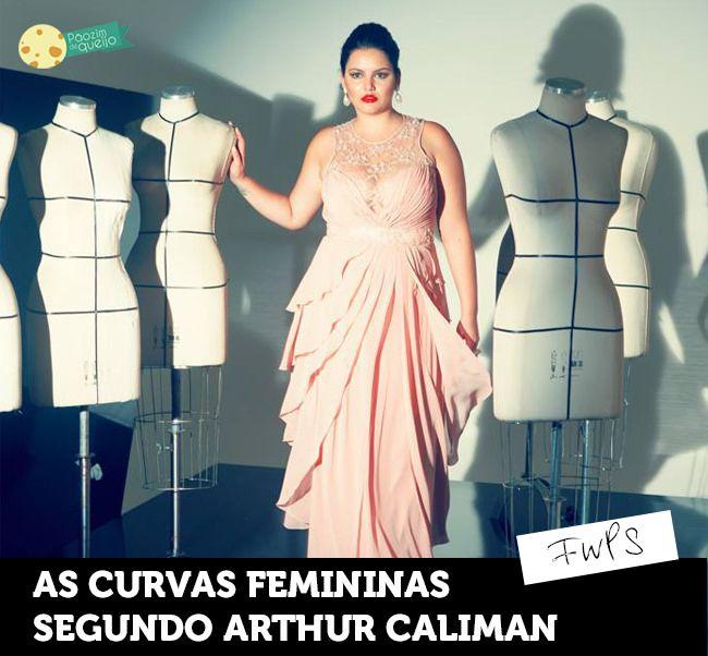 Mais moda festa plus size, by Arthur Caliman   Pãozim de Queijo