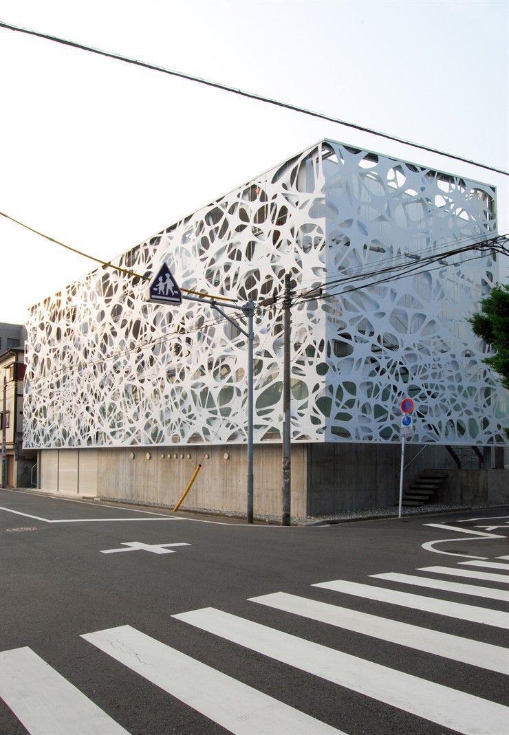 #facade #architecture #design © Thom Faulders Architecture/Studio M