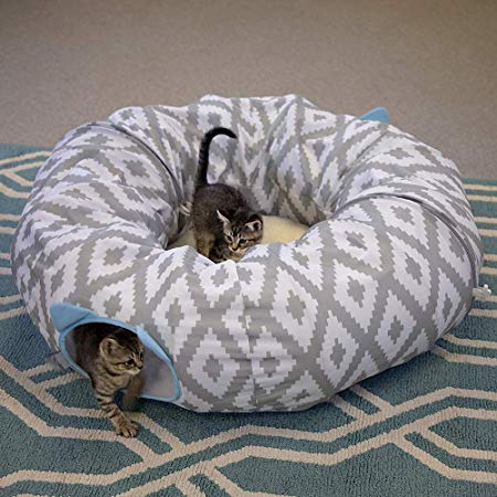 Pin by Michelle Steinke on Kitty Cats Rule Cat tunnel