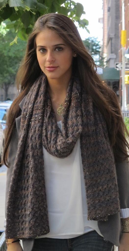 I found this on knittingcentral.com | DIY | Pinterest | Shawl, Knit ...