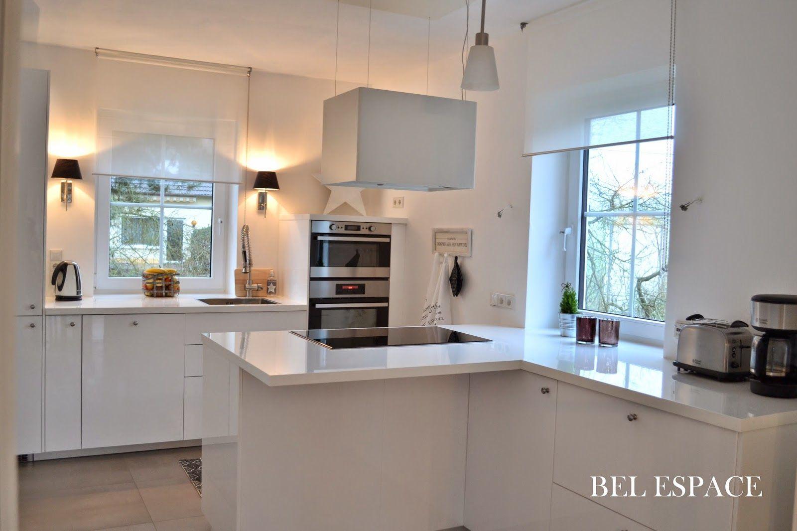 BEL ESPACE: Küche & Co oder ein Traum in weiß.... | Kitchen ...