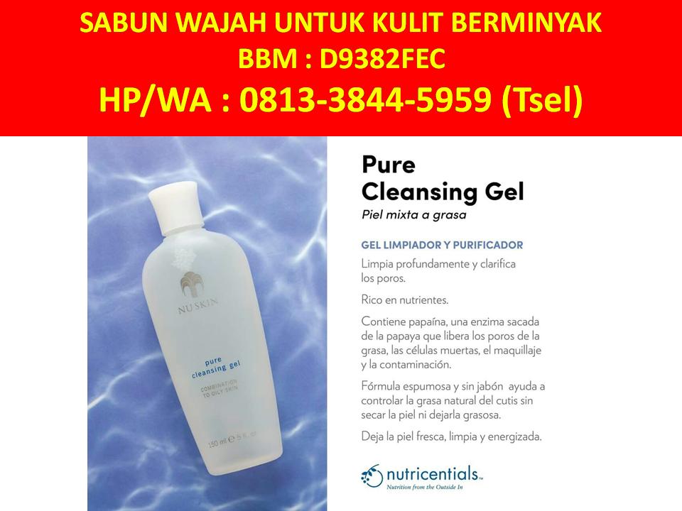 Sabun Cuci Muka Untuk Berminyak Dan Berjerawat