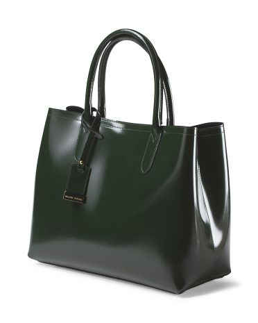 98ced56dd7 GIANNI NOTARO Made In Italy North South Tote