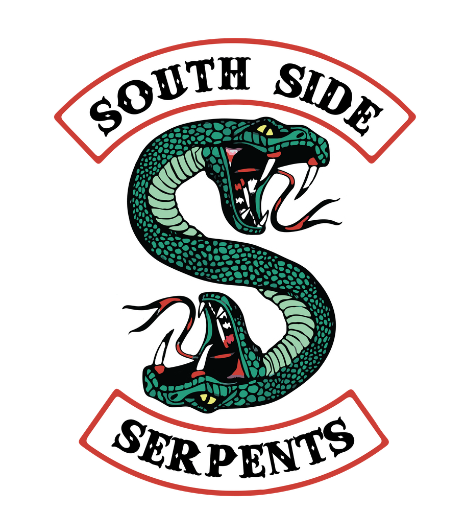 Southside Serpents Framed Art Print By Jackiedanielka Vector Black Medium Gallery 20x26 Black And White Stickers Band Stickers Riverdale Aesthetic