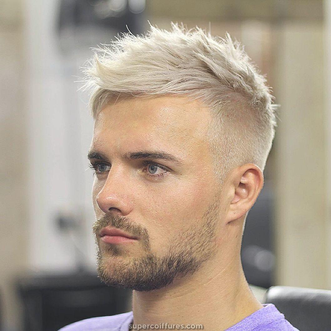 15 Coiffures Pour Hommes Avec Des Cheveux Fins Pour Un Look Elegant Supercoiffures Com Coiffure Homme Cheveux Masculins Coupe Cheveux Homme