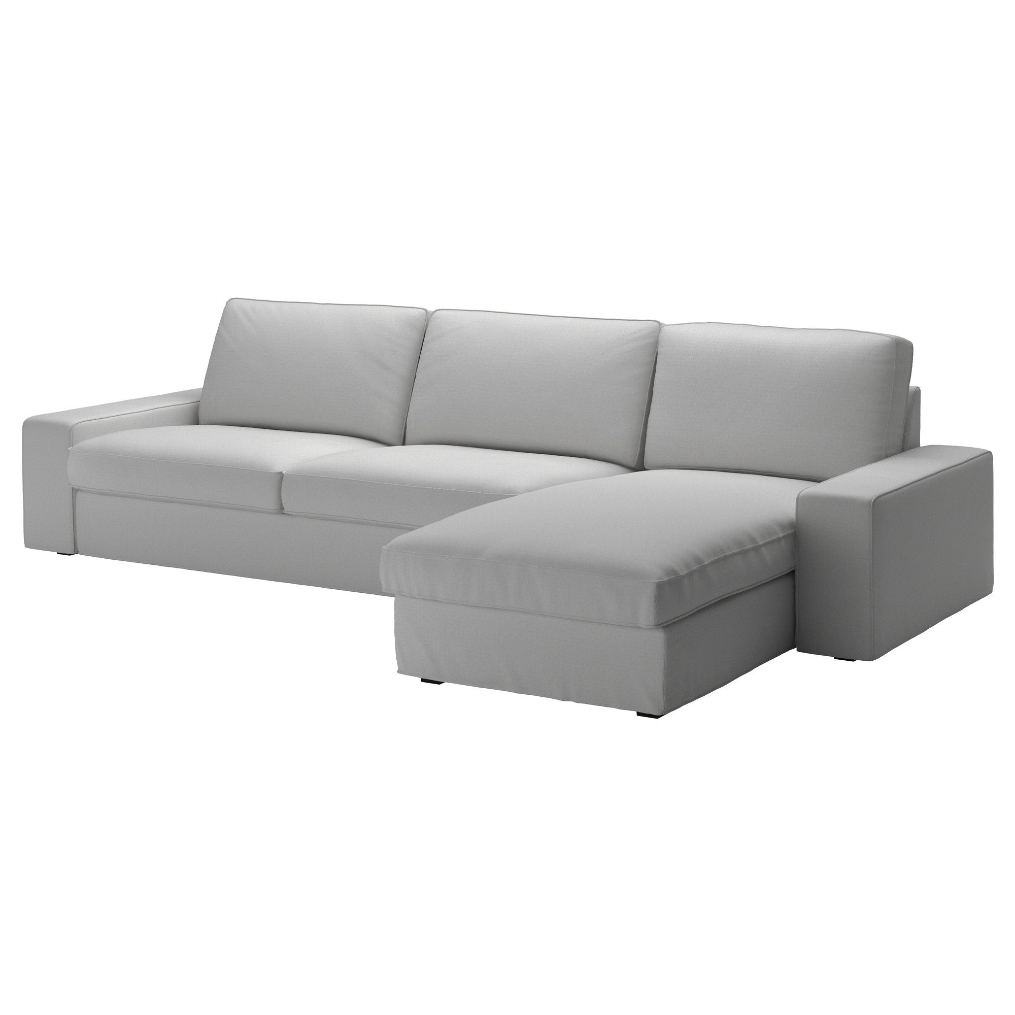 Sectional Sofa Connectors Canada: KIVIK Sectional, 4-seat Orrsta With Chaise, Light