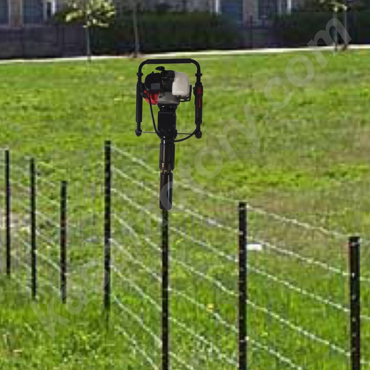 New Fence Post Driver | Post Pullers/Drivers | Pinterest ...