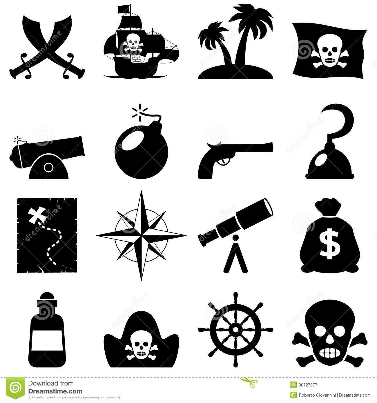 treasure map icons Google Search Pirate treasure maps