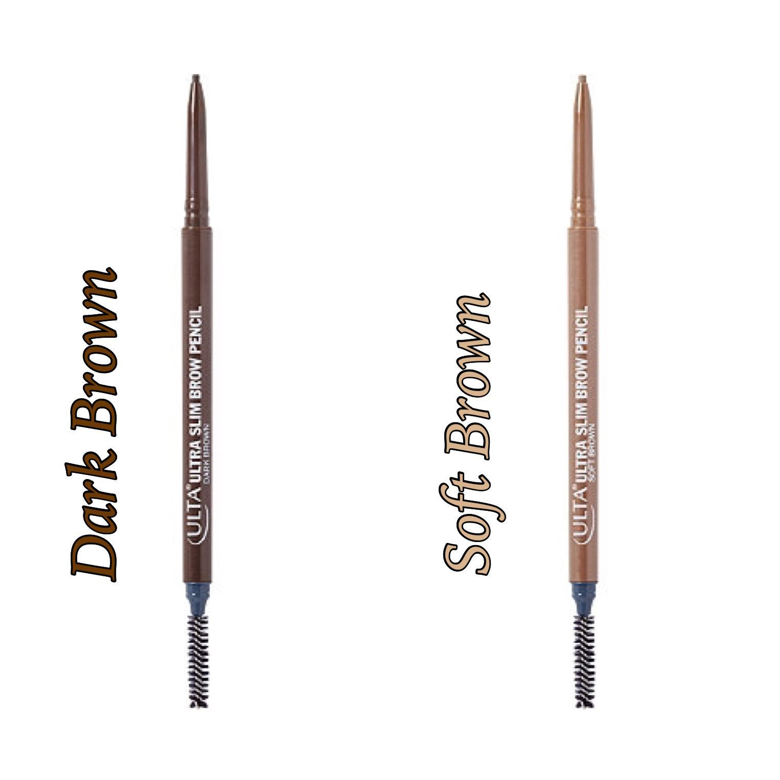 6de41d4af03 Ulta Ultra Slim Brow Pencil Pencil Shading, Medium Brown, Brows, Slim,  Eyebrowns