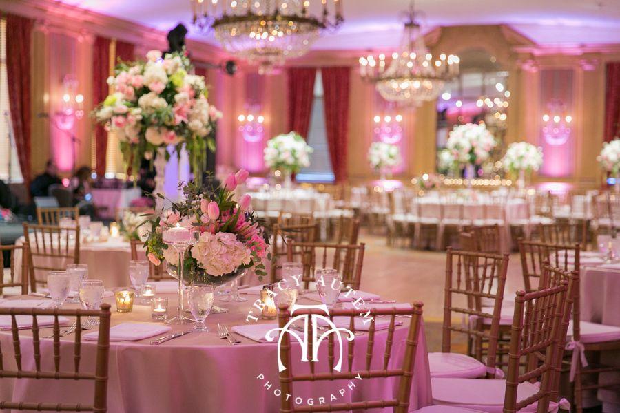 Kristen Preston Wedding Reception At Fort Worth Club