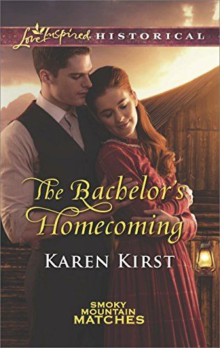 The Bachelor's Homecoming (Smoky Mountain Matches) by Karen Kirst http://www.amazon.com/dp/B00YMUXNOY/ref=cm_sw_r_pi_dp_Fo23vb01P461B