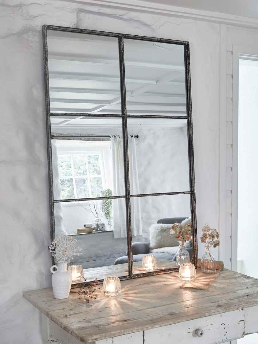 Loftstyle window mirror xab in hallwaystairs pinterest
