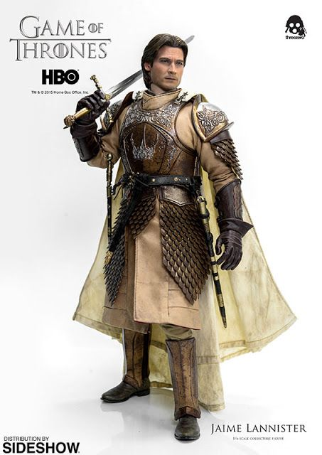 Preorder Threezero Jamie Lannister Game Of Thrones Sixth Scale Figure From Sideshow Jaime Lannister Lannister Game Of Thrones Jaime