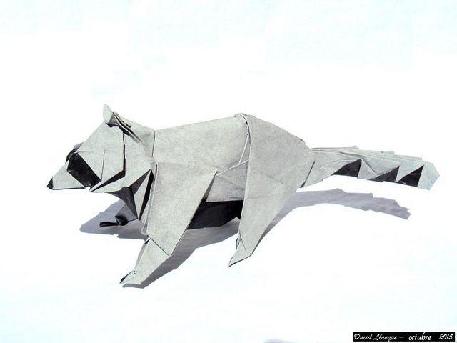Raccoon Origami Diagram House Wiring Diagram Symbols