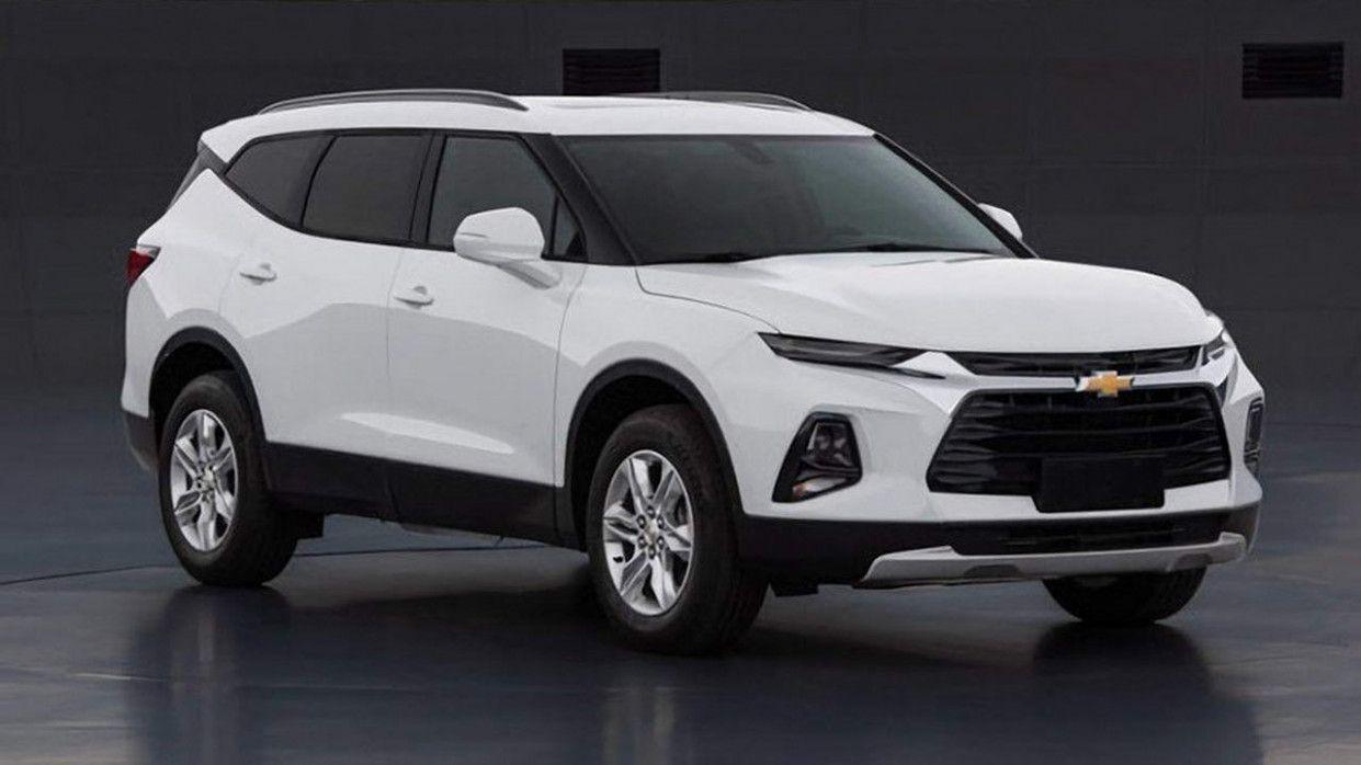 2021 Chevrolet Blazer K-5 Concept And di 2020 (Dengan gambar)