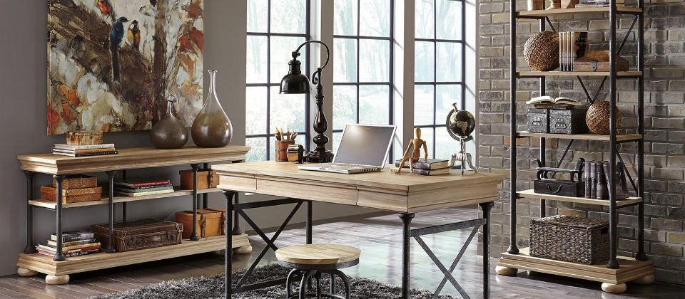 Shop hayneedle com for warm sophisticated industrial office lasting classics to reflect your style and