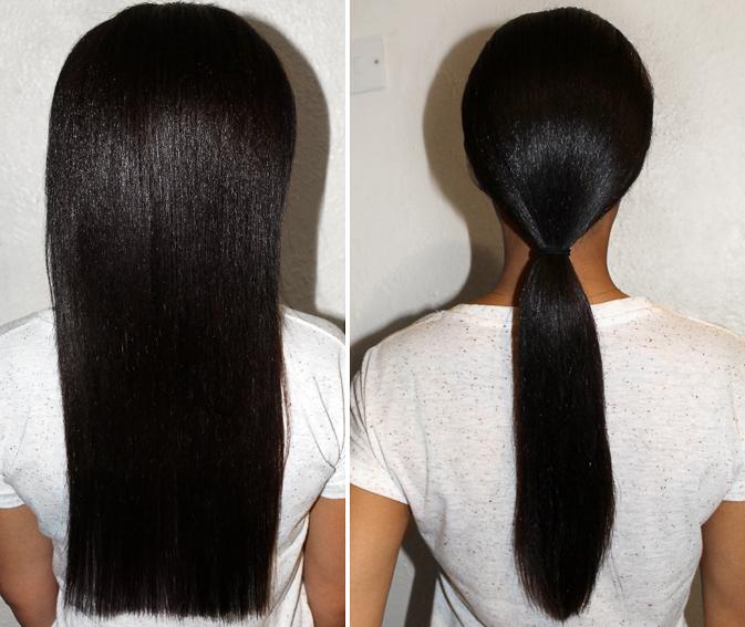 Fresh Lengths: How I grew long relaxed hair: Video