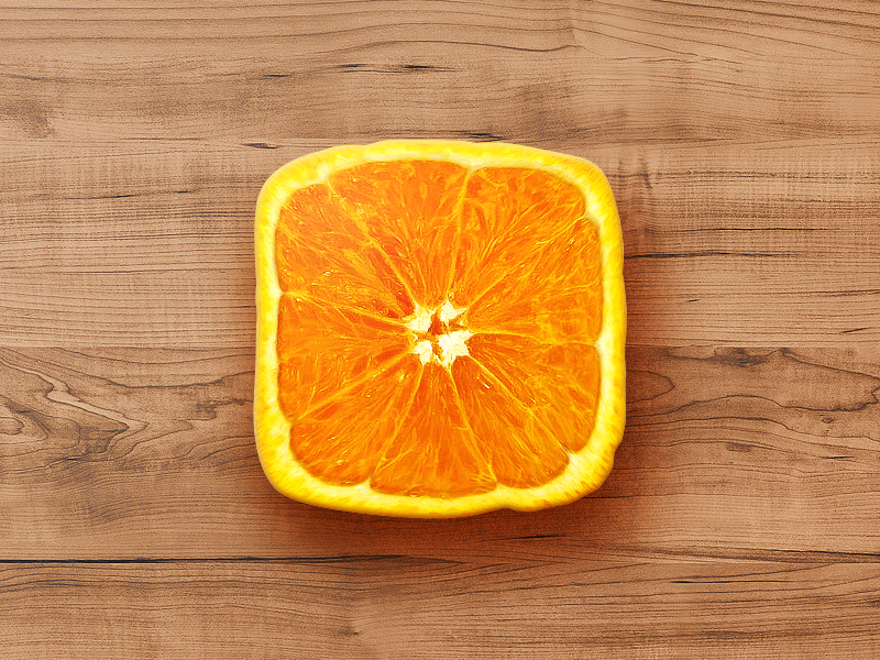 Download Free Square Orange App Icon Psd Download Psd Download Free Psd Resources For Designers At Downloadpsd Com App Icon Orange Fruit Icons