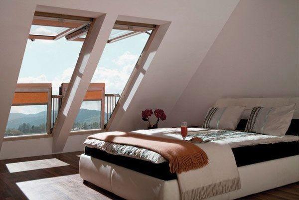 Loft Schlafzimmer Design Neue Dekoration ideen 2018 Pinterest - schlafzimmer ideen altbau
