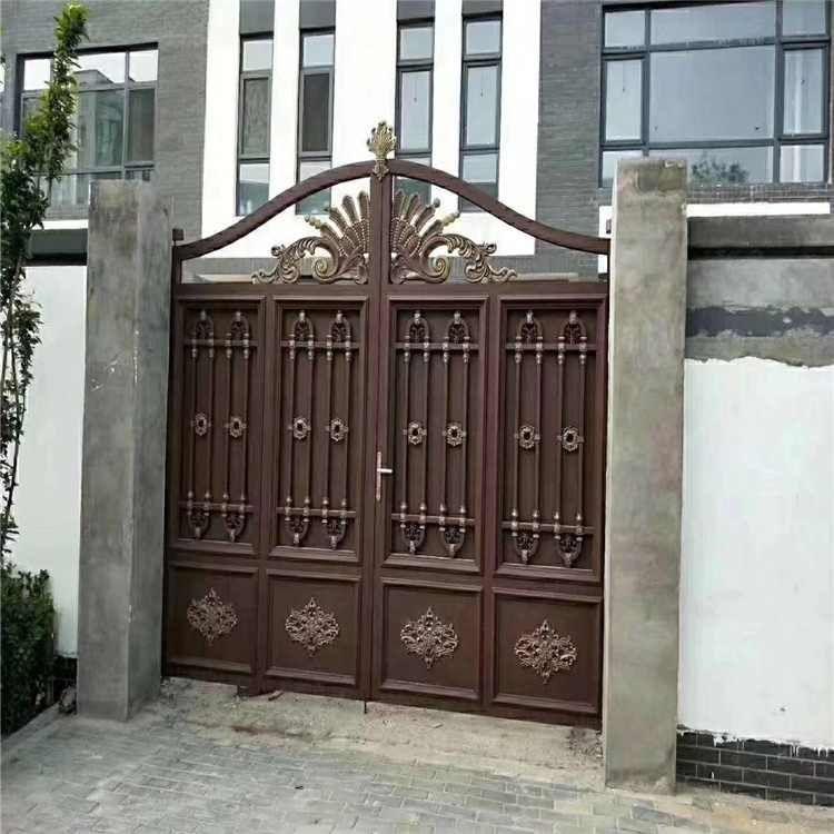 Wholesale Simple Iron Gate Grill Designs Aluminum Swing Gate From M Alibaba Com Gate Design Iron Gate Design Iron Gate
