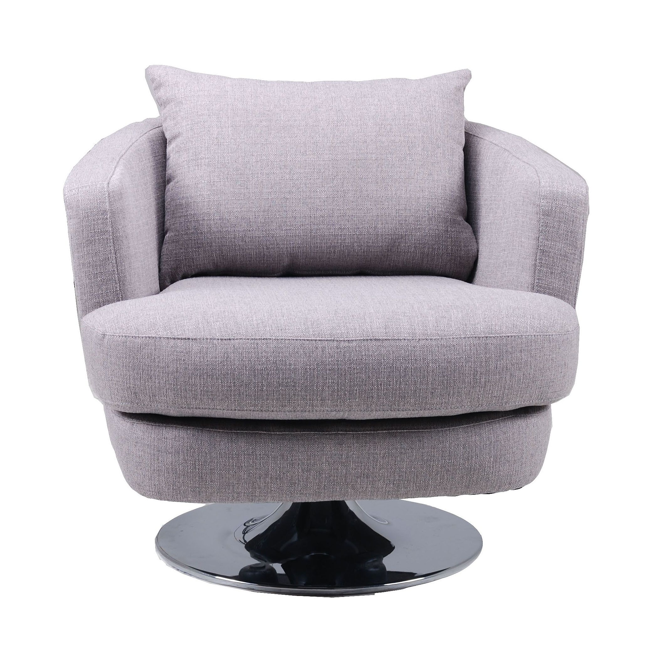 Our Rahim Swivel Chair is bound to leave a lasting impression on guests. Its comfort and modern style is not to be forgotten.