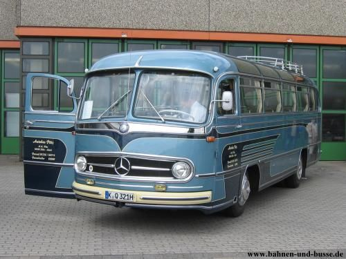 Autobus Daimler Benz O 321 H