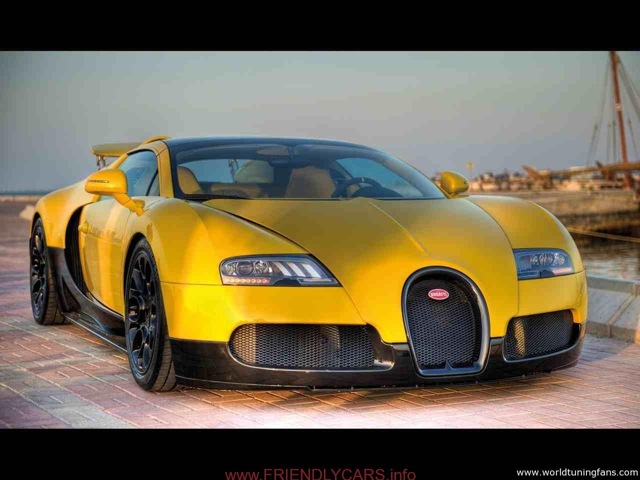 Bugatti Veyron Yellow And Black Image Hd Alifiah Sites Bugatti Veyron Bugatti Cool Sports Cars