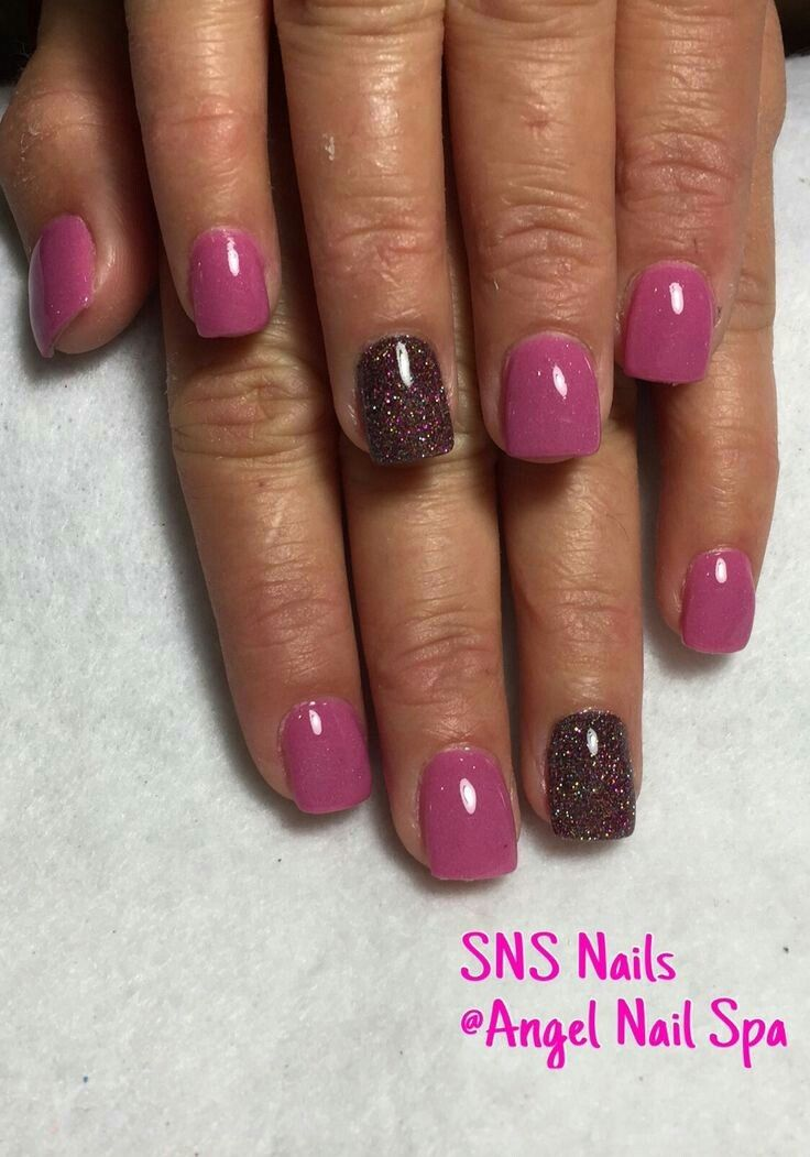 Pin by Sherry Wimberley on Dipped Nails   Pinterest   Sns nails, Sns ...