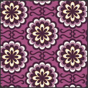 Patricia Bravo - Bespoken - Fancy Buttons in Purple