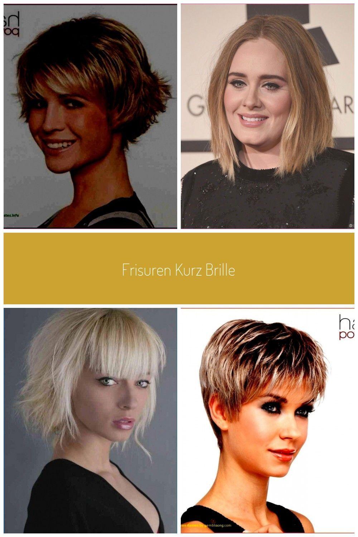 Frisur Feines Haar Rundes Gesicht Brille Frisuren Fur Feines Haar Ab 50 Top Fr Fr In 2020 Hairstyles For Round Faces Hairstyles With Glasses Short Choppy Hair